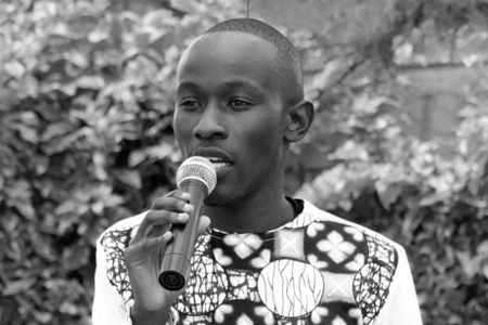 Eric Malavi - Lead Creative at Creative Kings PR Kenya